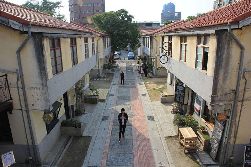 02_審計新村活化老建物,吸引年輕人來旅遊