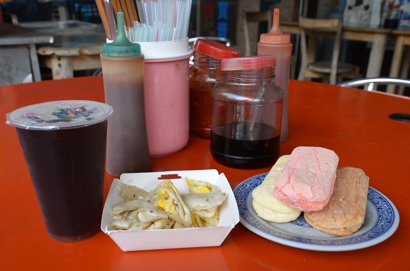 03黎明紅茶為花蓮早餐老店