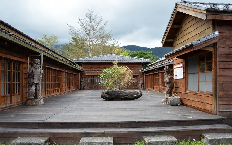 06光復糖廠的日式宿舍群整建為旅館及藝文展演中心