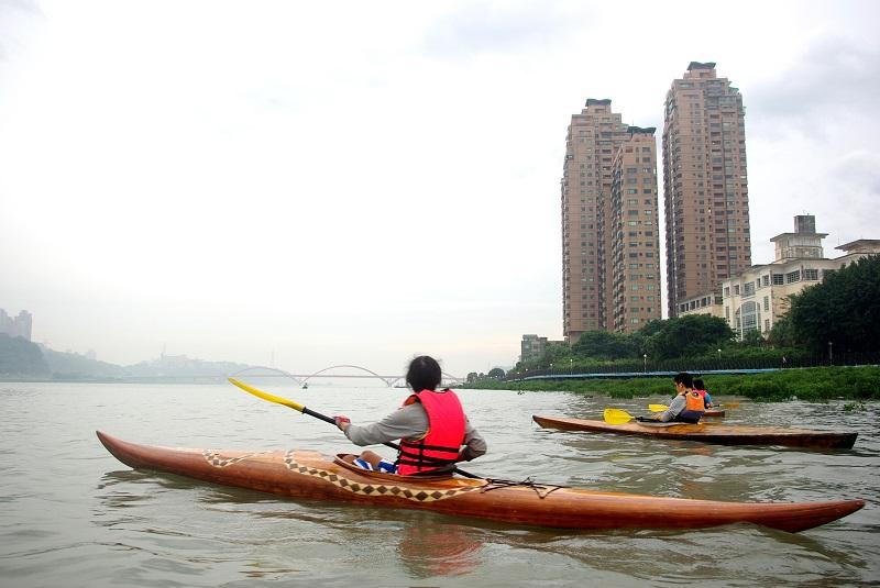 05獨木舟遊河