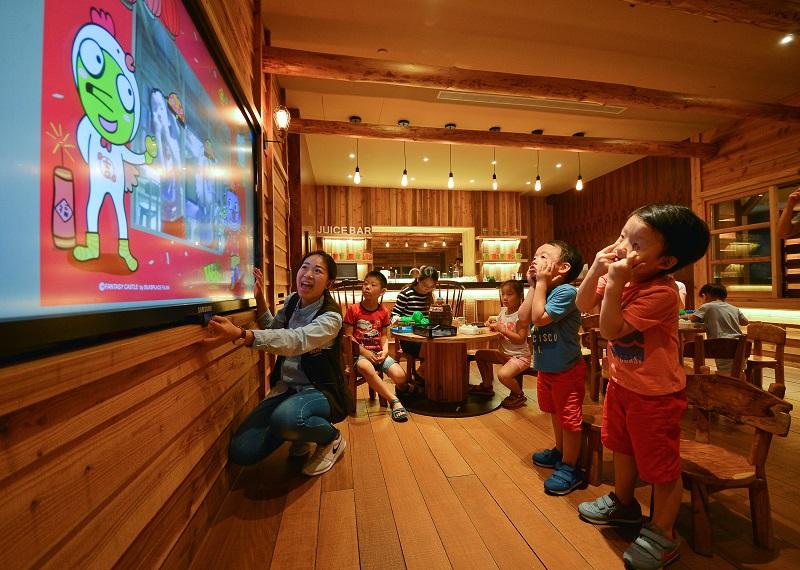 03-蘭城晶英_窩窩樂是大人小孩的秘密基地,可拍專屬照片帶回家