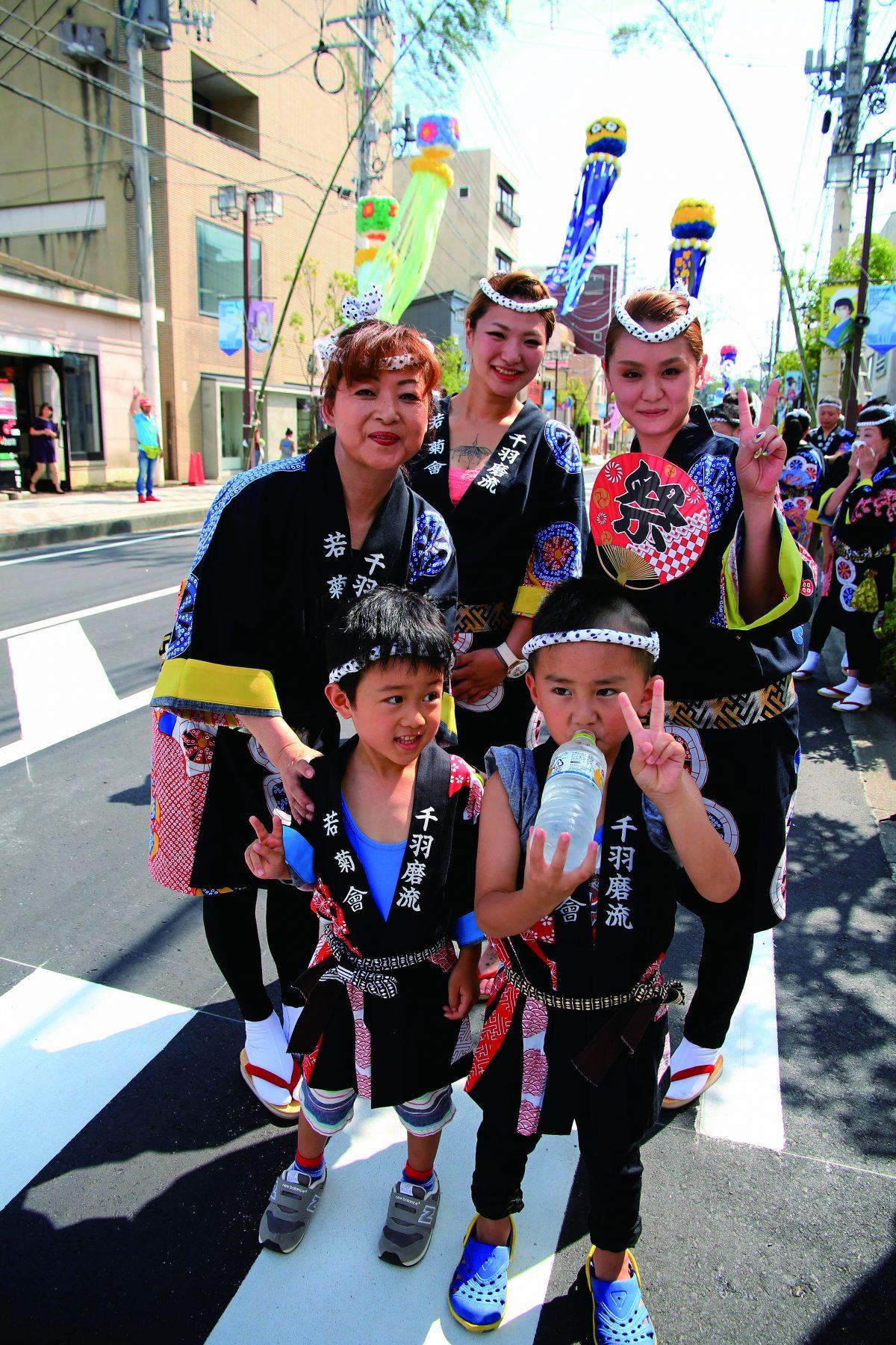 日本東北太平洋沿岸之旅  遇見美麗笑顏