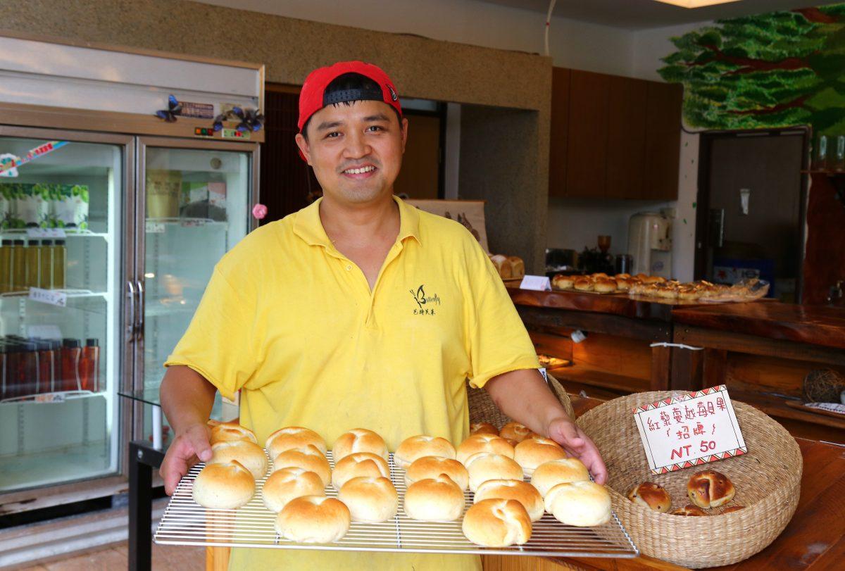將麵包與部落食材做結合,創造出更多部落的可能性。