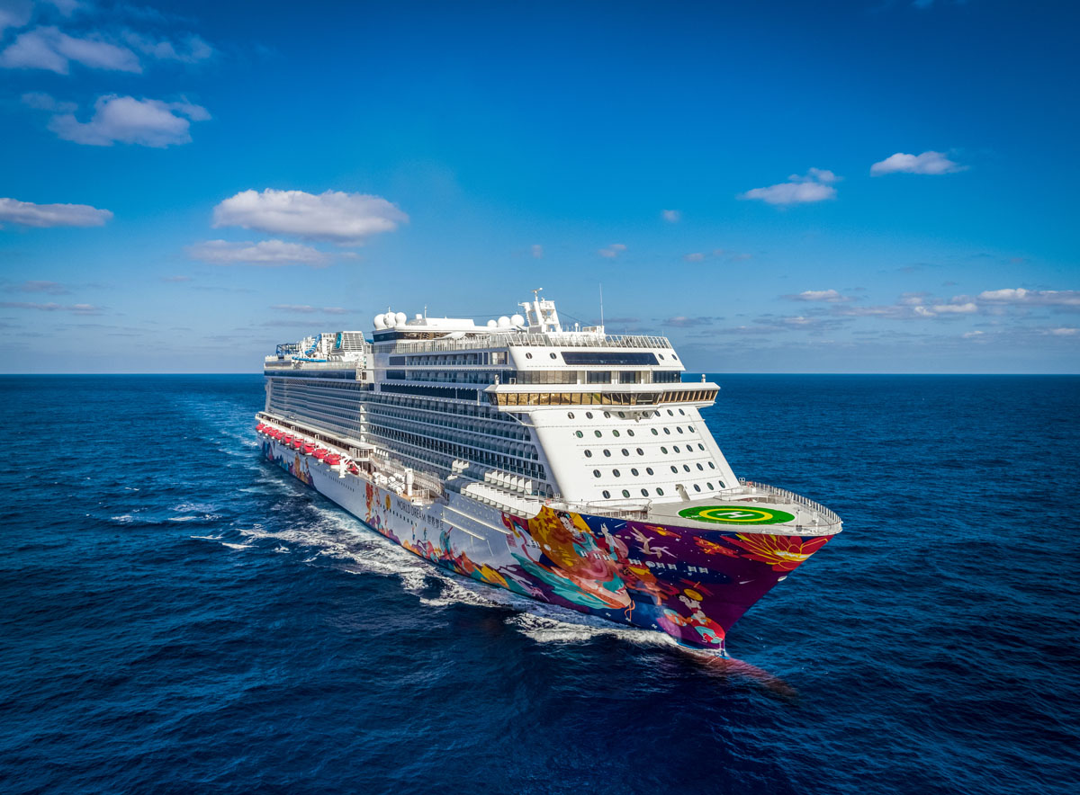來趟全家大小的海上旅遊夢,歡迎搭乘世界夢號