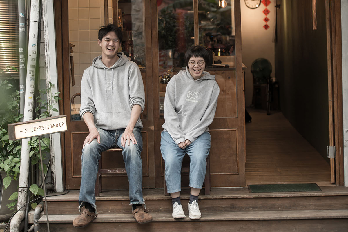 台北首家立食咖啡吧,最萌身高差夥伴給你不一樣的咖啡體驗