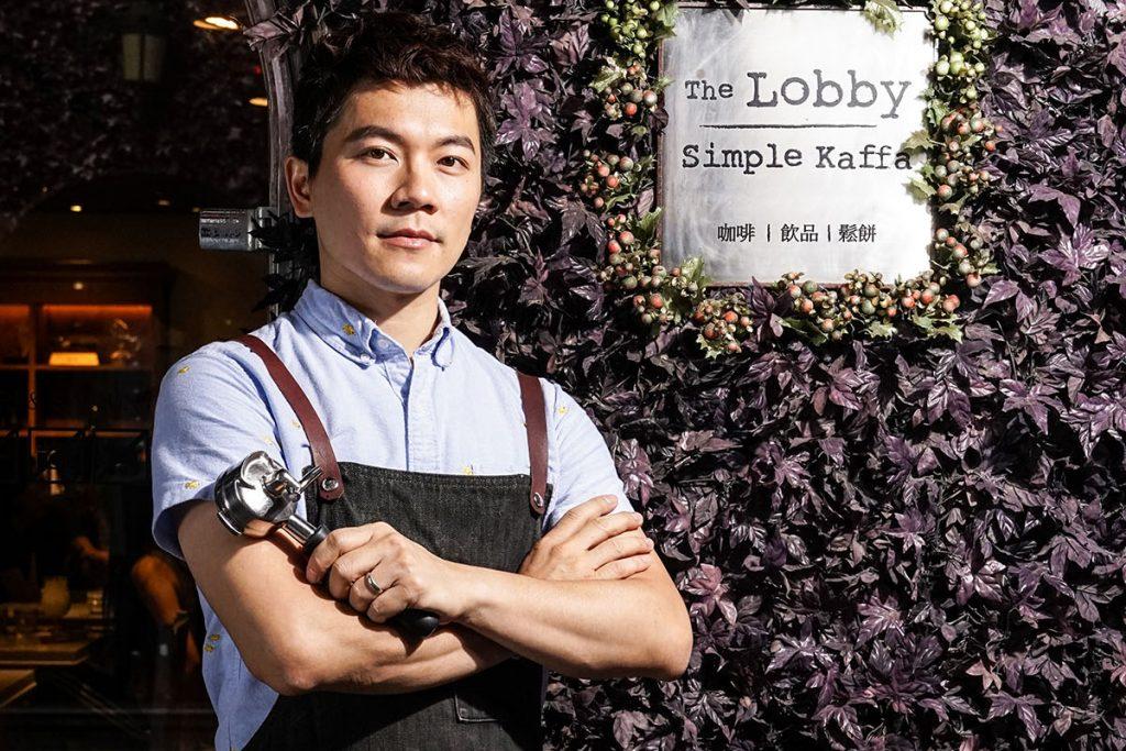 no309,微型咖啡館,冠軍咖啡師,吳則霖