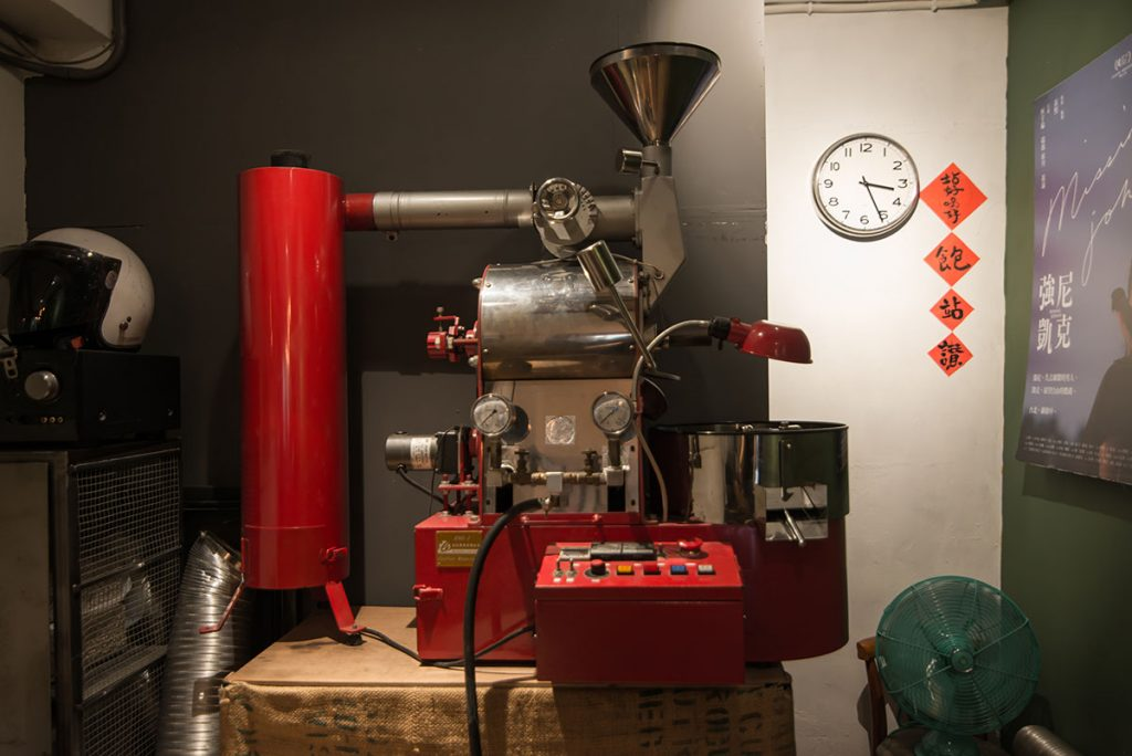 no309,微型咖啡館