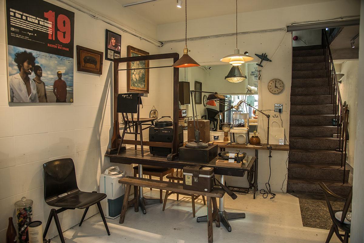 no310,台中老派正流行,Belleville 264 Studio,老物,古道具