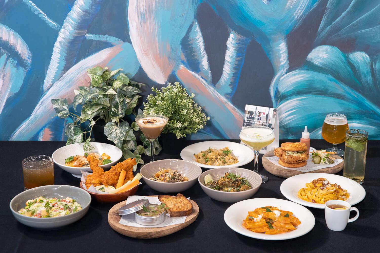 斜槓城市生活家的全新「食」尚社群饗宴,就在台北松山區
