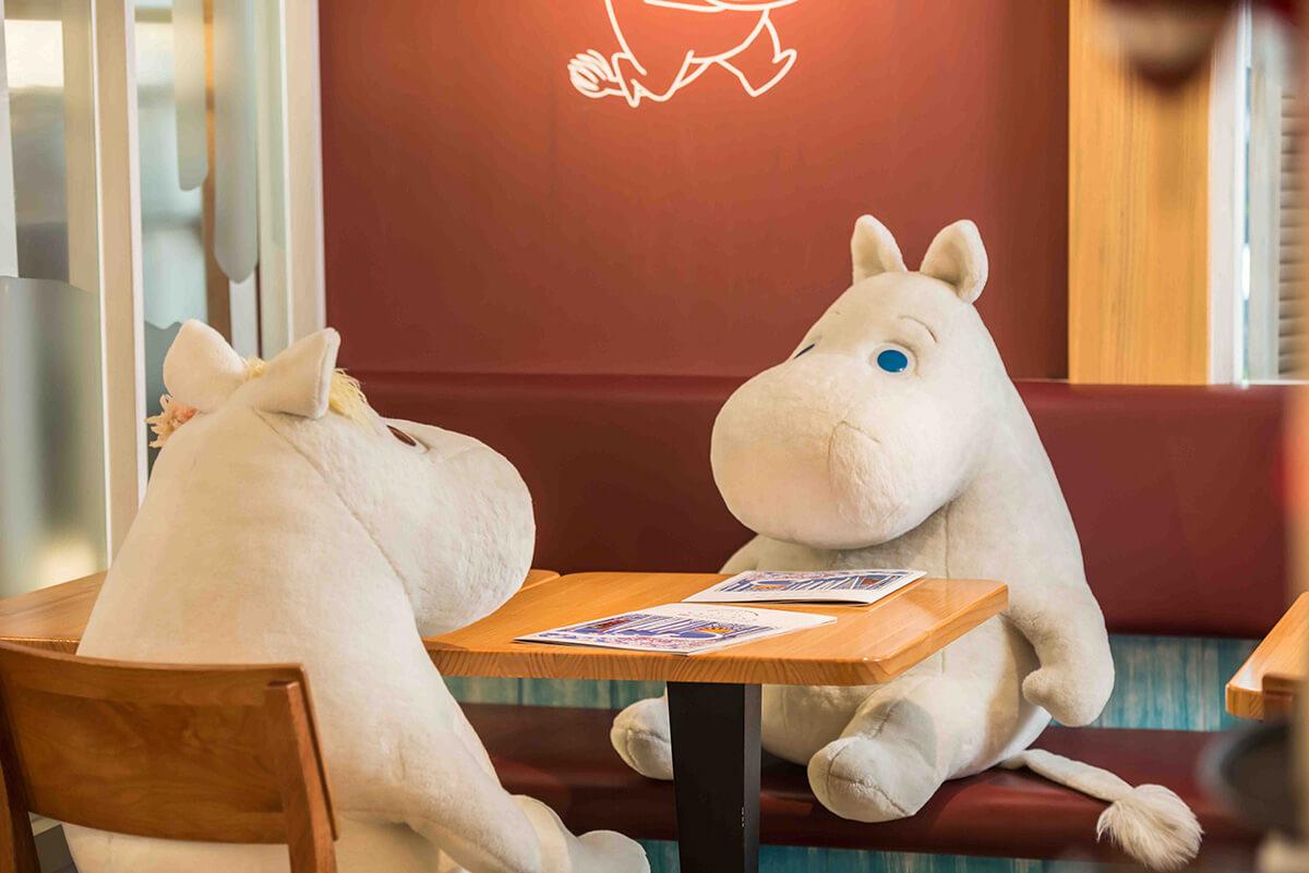用火熱感情防疫,3間放閃無罪的餐廳,連嚕嚕米都來當電燈泡