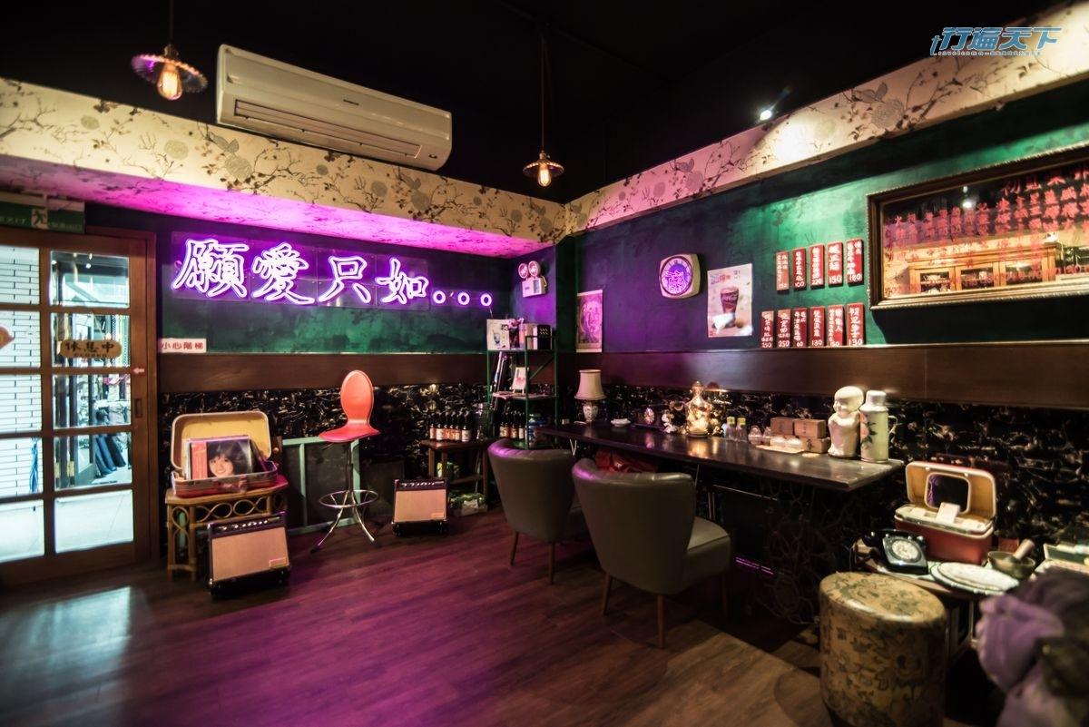 台北美食,神秘咖啡館,台北打卡