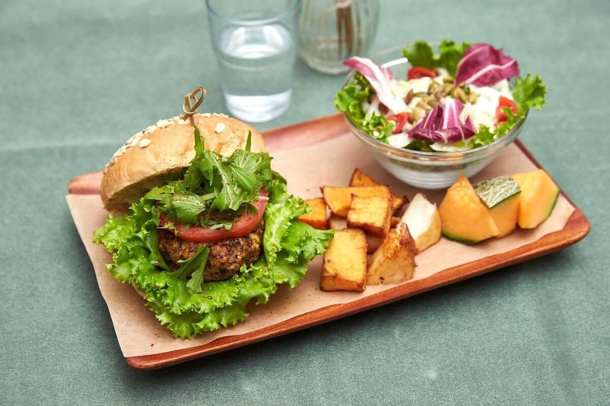 台北蔬食餐廳,素食,愛地球,Vegan,植日生手作蔬食