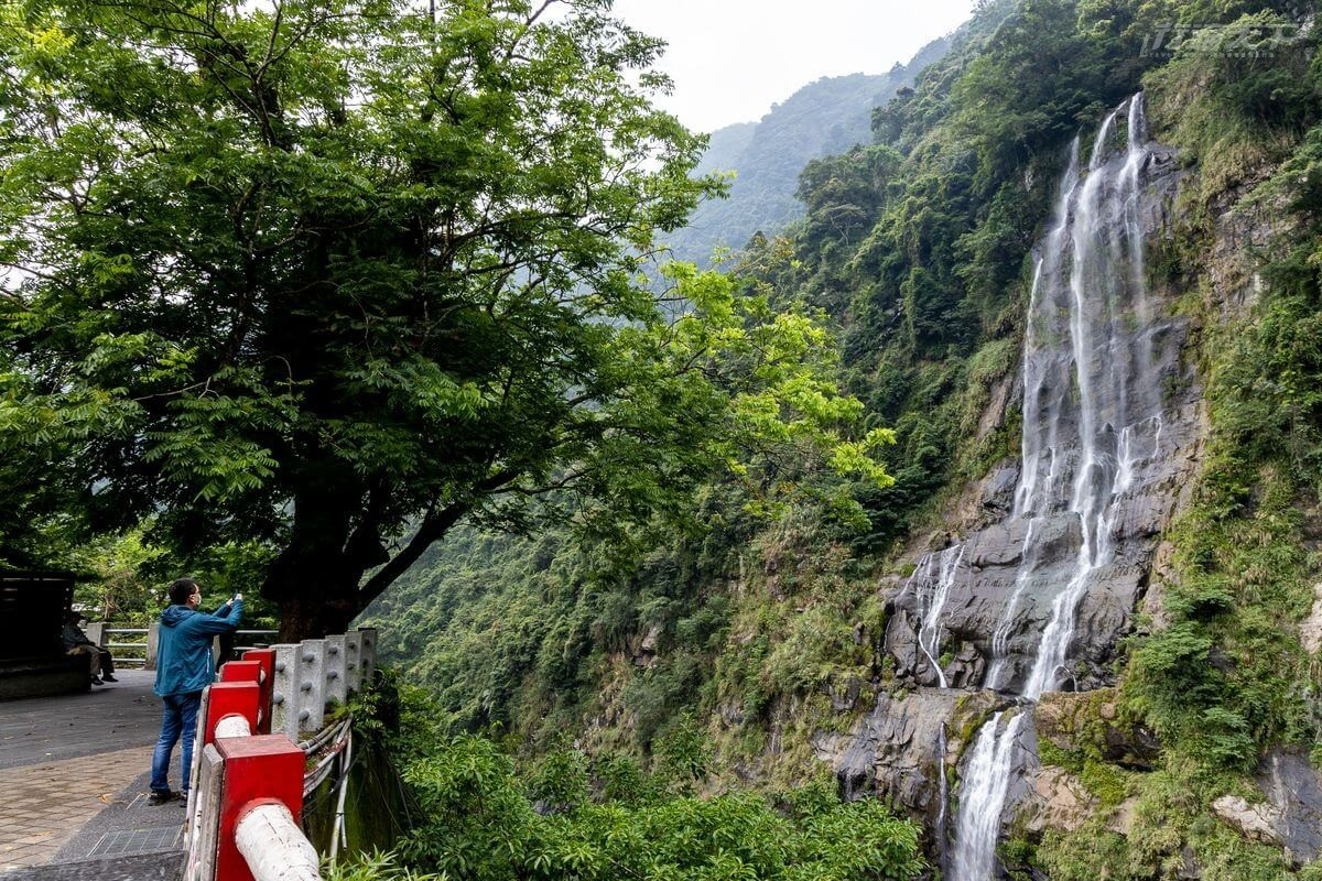 烏來瀑布,半日小旅行,瀑布3号,上山小時光,烏來台車