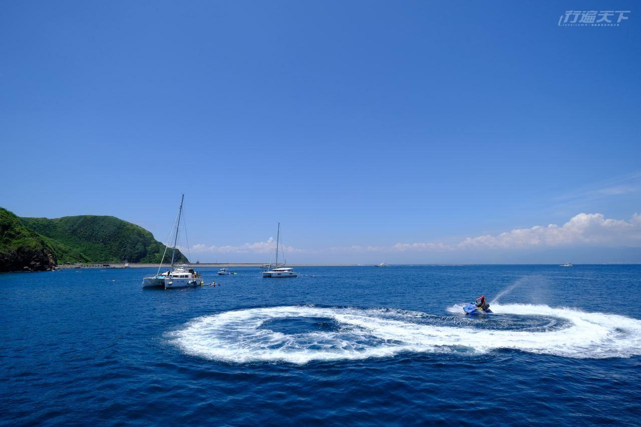 遊艇,QA,跳島,小眾旅遊