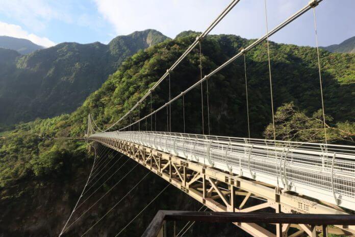 山月吊橋,花蓮,太魯閣,預約