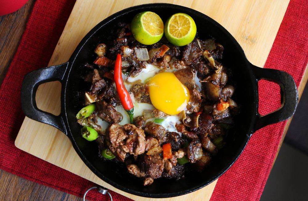 溫士凱菲律賓,熱帶美食