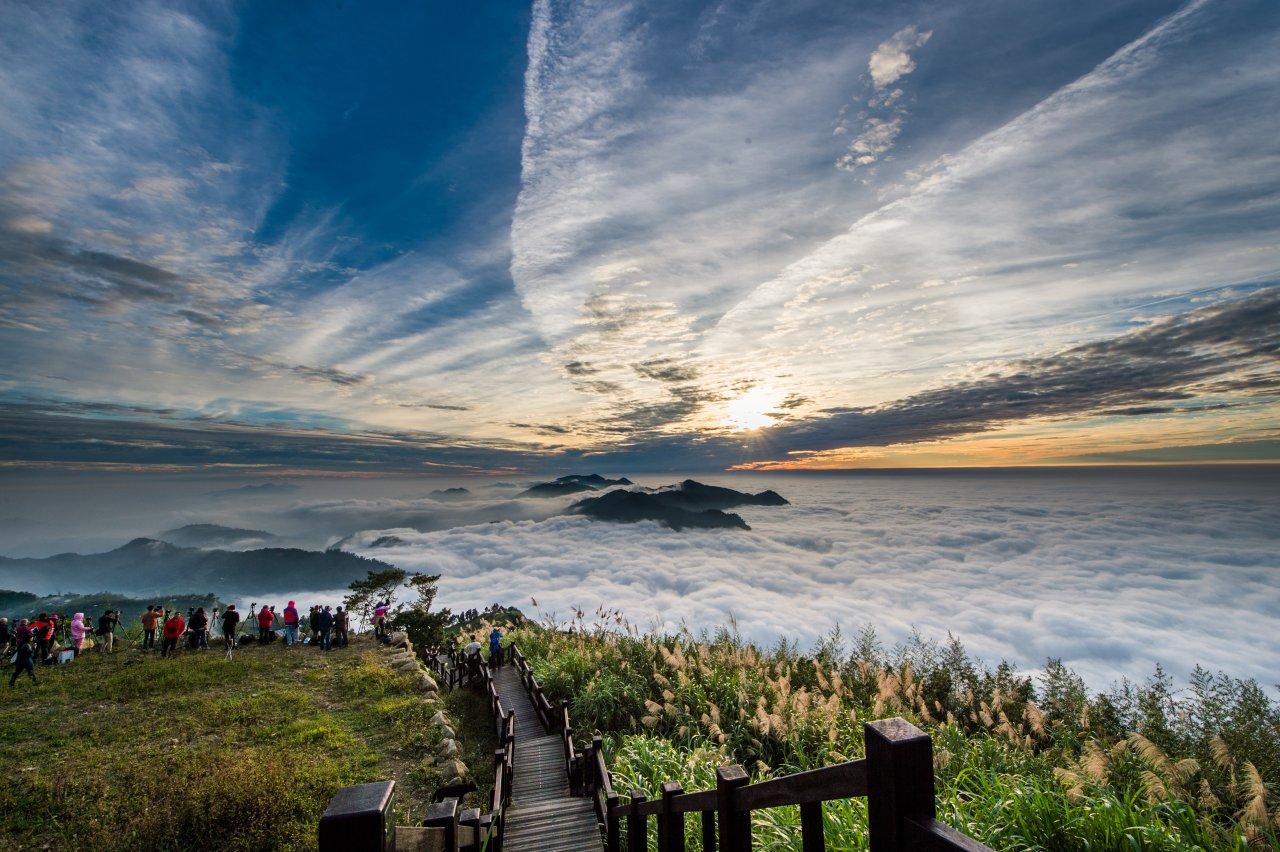 嘉義,脊梁山脈旅遊年,健行,步道,好野人,Q碰券