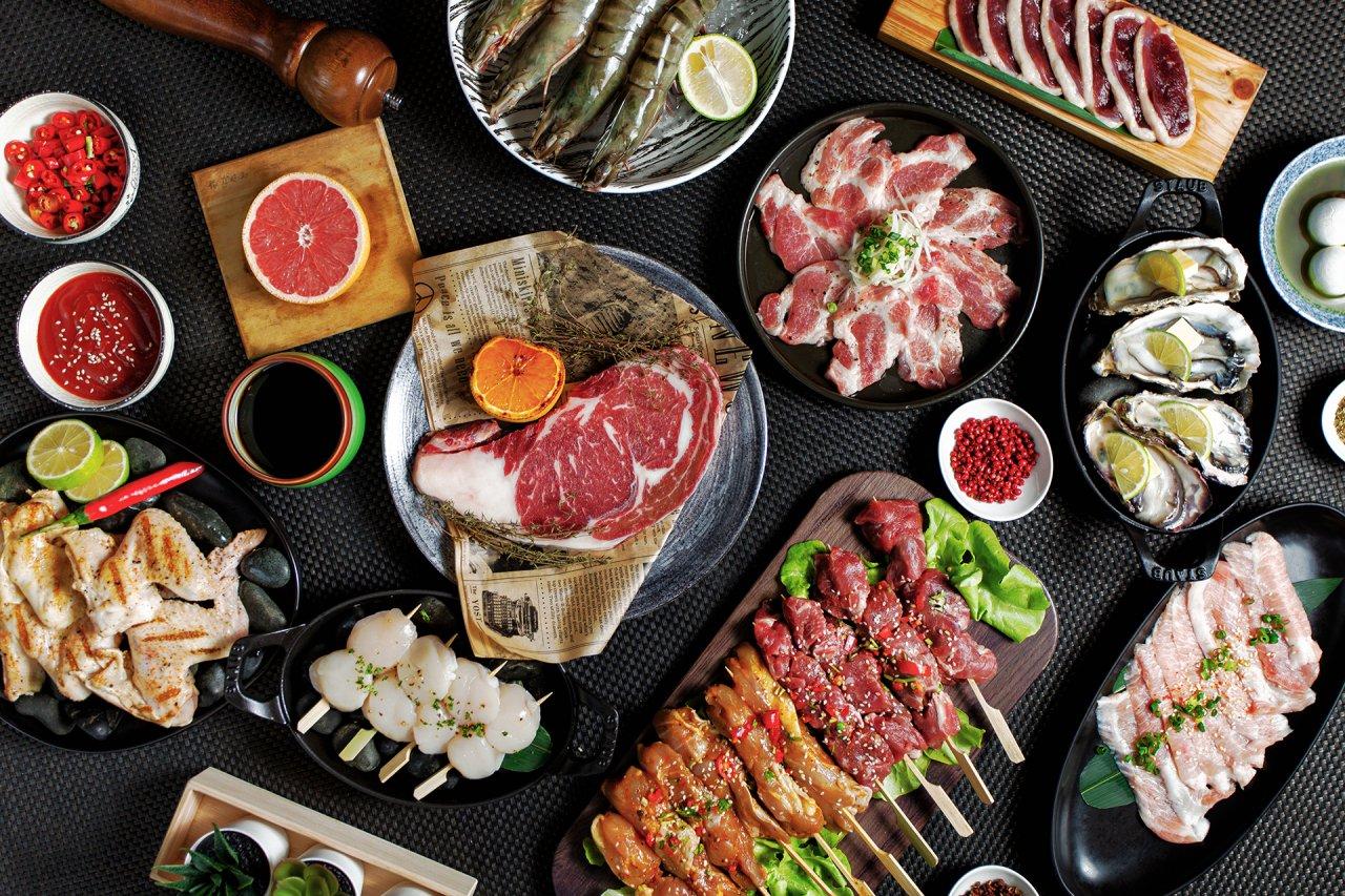 中秋,烤肉,夯肉,禮盒,老爺酒店,新竹