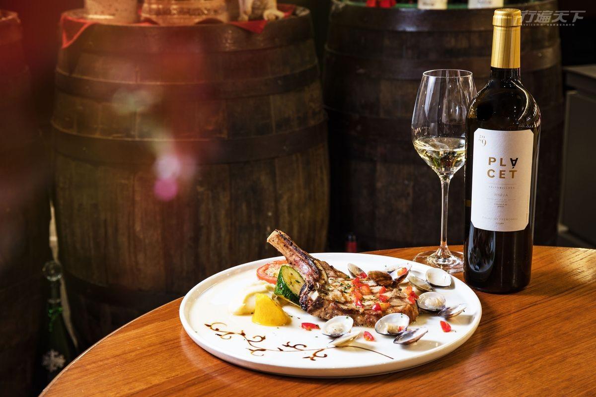 台北,餐酒館,全台最大葡萄酒主題餐廳,wine-derful