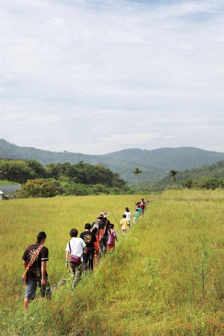 花蓮,後山,縱谷,獵人學校,有機農場,車遊,