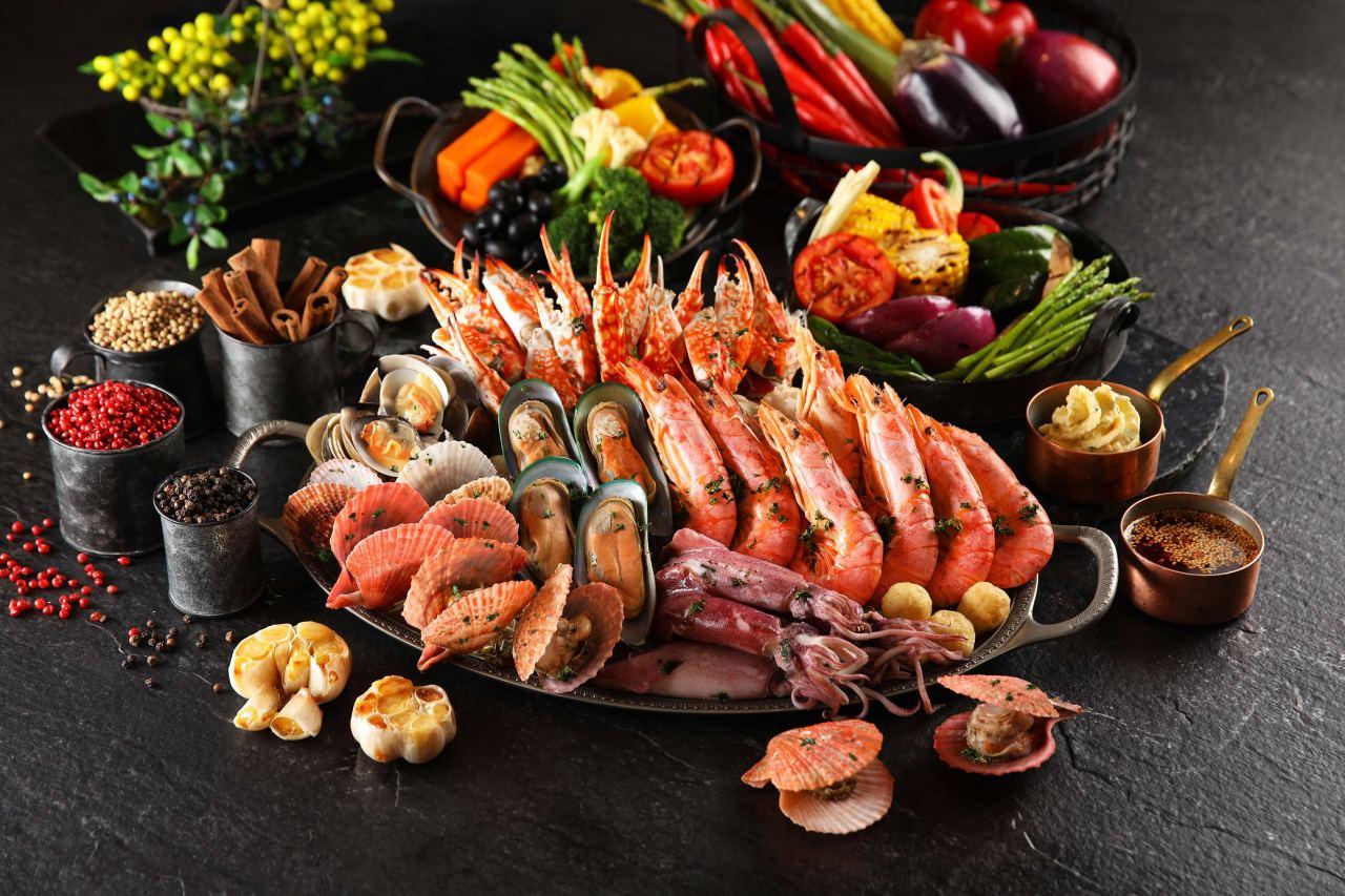 海陸,蒲燒鰻魚丼,美國和牛漢堡,印陸料理,想想