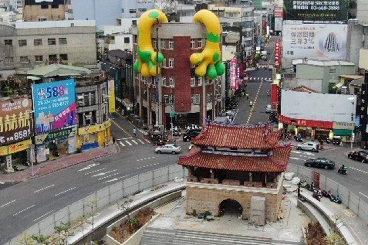 新竹,人來瘋,台灣設計展,新竹市,林智堅