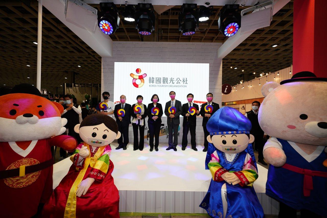 2020,itf,台北國際旅展,旅展,小英總統,開箱,帶玩,帶遊