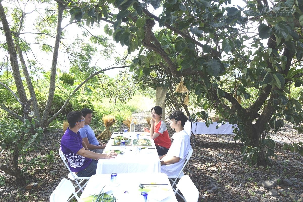 宜蘭,枕山休閒農業區,產地餐桌,花果野食趣,農村體驗,季節食材