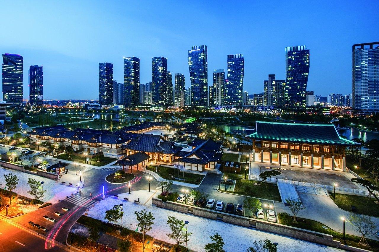 韓國,韓國觀光公社,花博,舞蝶館,王百萬,廖科溢,韓服體驗,炸醬麵
