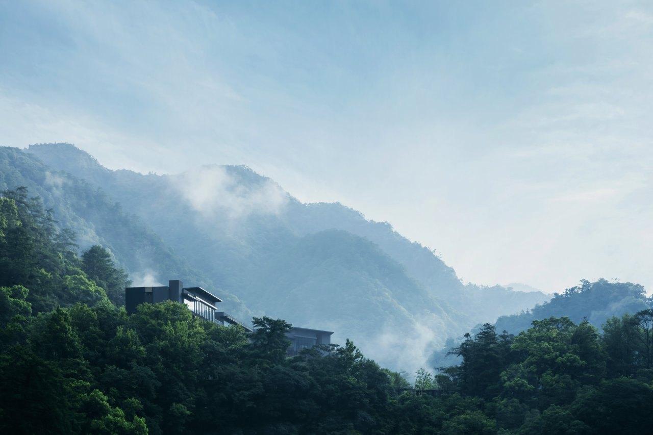 虹系諾雅,谷關,日式按摩,森林浴,SPA,溫泉