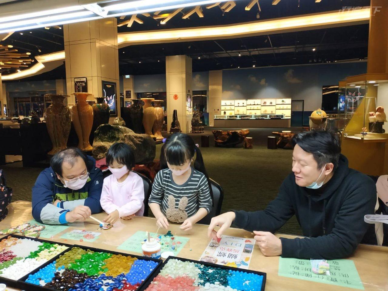 宜蘭,綺麗觀光園區,親子景點,蘇澳,寶石博物館