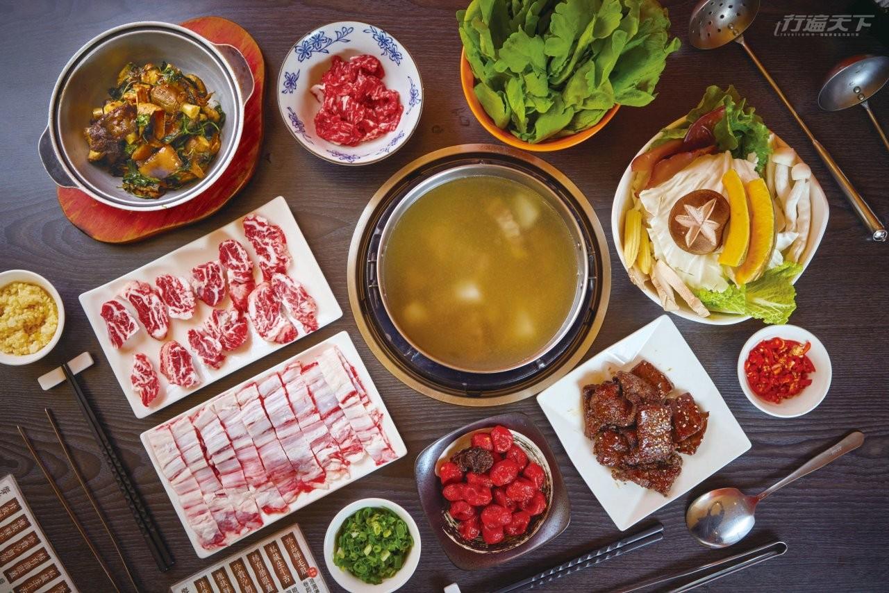 饗牛,饗牛二館,新莊,溫體牛肉,火鍋,小虎食夢網