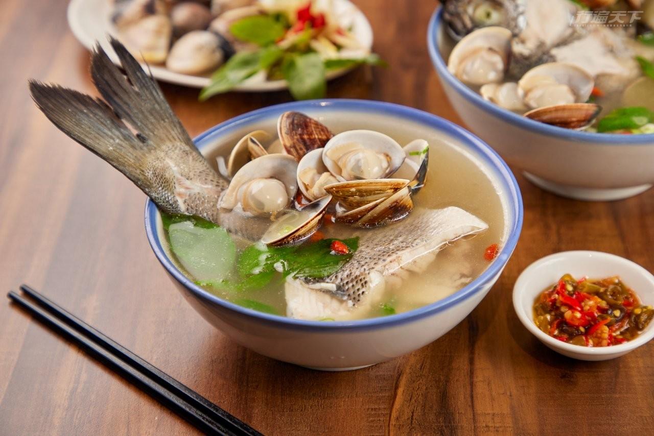 鱸魚,魚湯,新北美食,新店美食