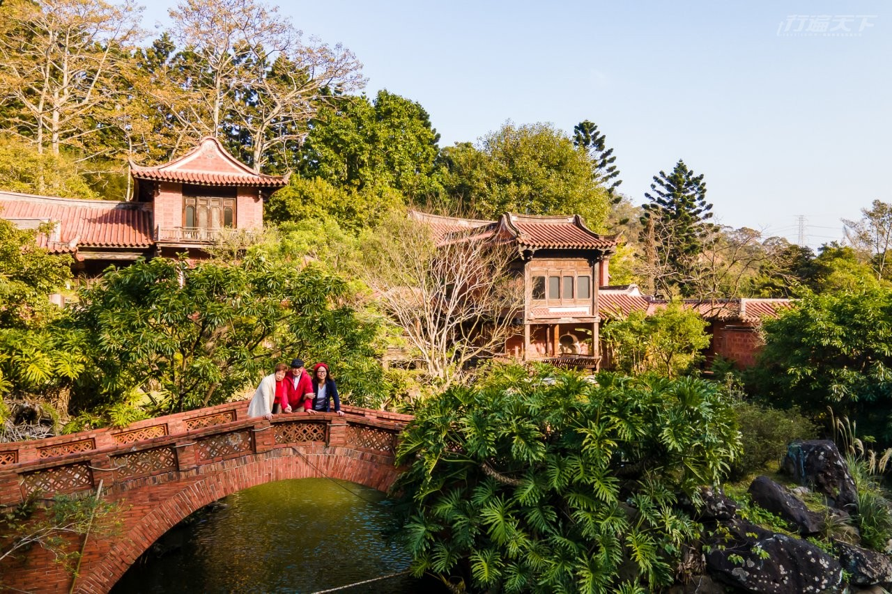 新竹,南園,中式建築,中式庭園,食藝共好,佛跳牆