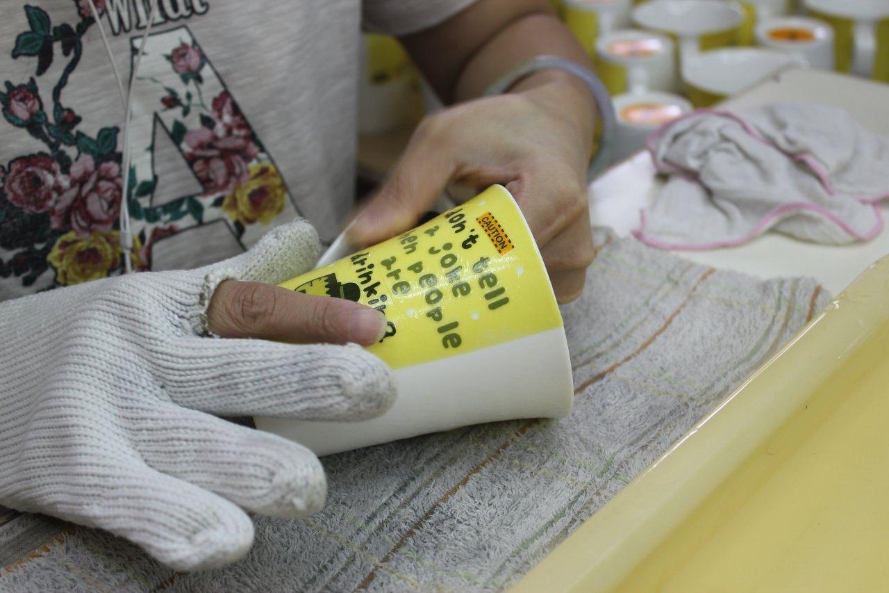▲各式陶瓷課程在這裡都能體驗。