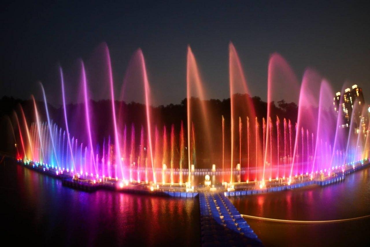 ▲一連57天,2021碧潭水舞正在熱映中。