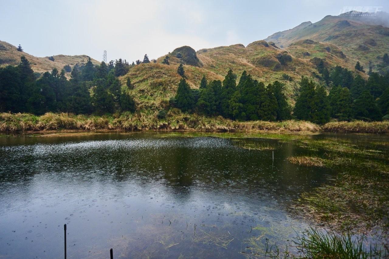 ▲夢幻湖同時也是「在湖畔傾聽」有聲書的錄製地點。