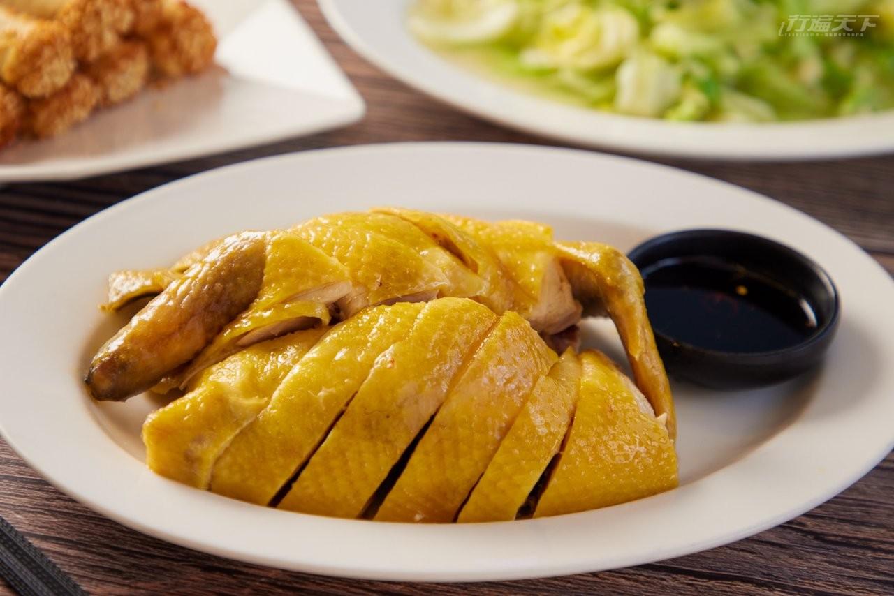 台北美食|陽明山上也有必比登推介美食 30年老店饕客必點白斬古早雞