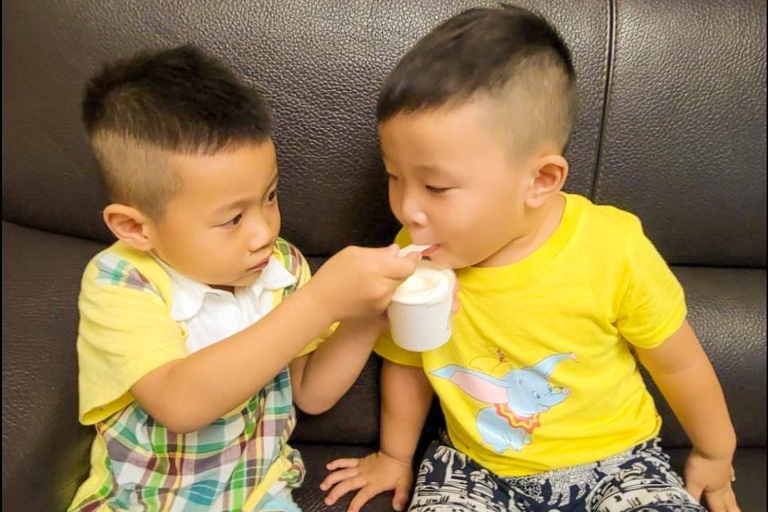冰淇淋,台灣水果,柳丁,迷客夏
