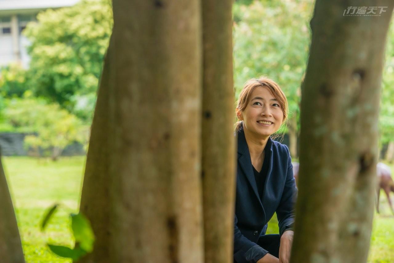 達人故事 台灣第一位女性樹木醫生 東大教授要她許下3承諾才能入學