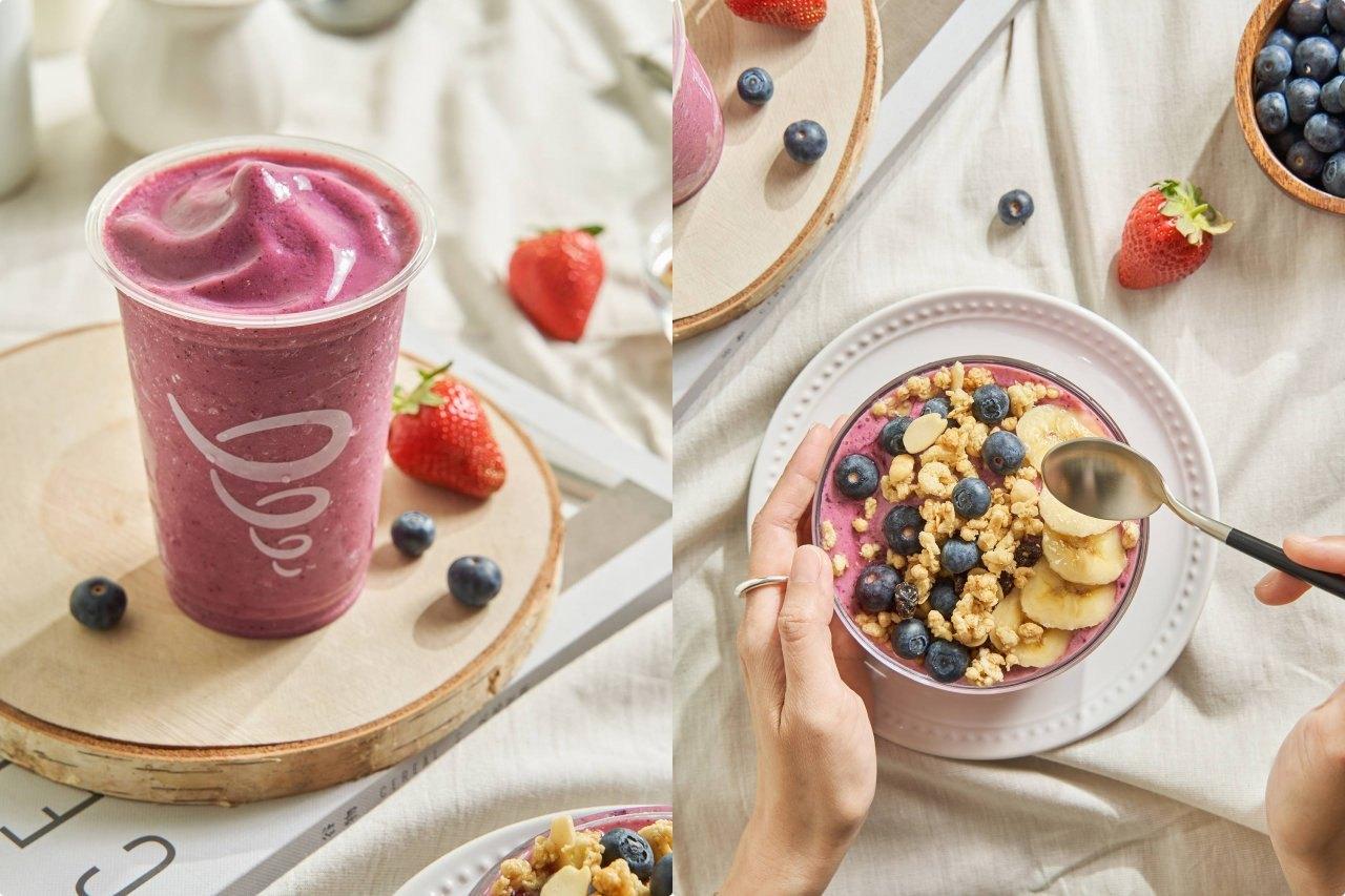 jamba juice,果昔,巴西莓,健康飲品