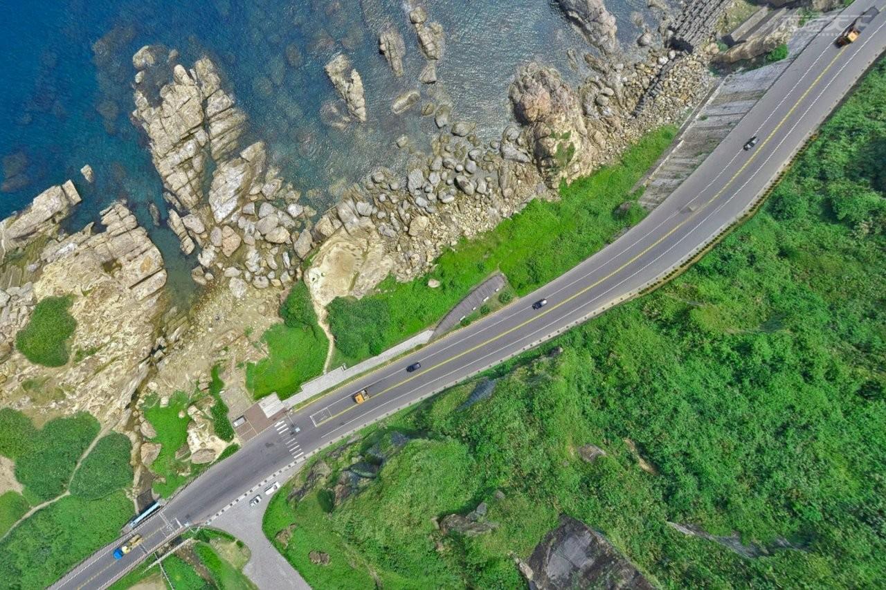 台2線,北台灣,極東,極北,最美海岸線