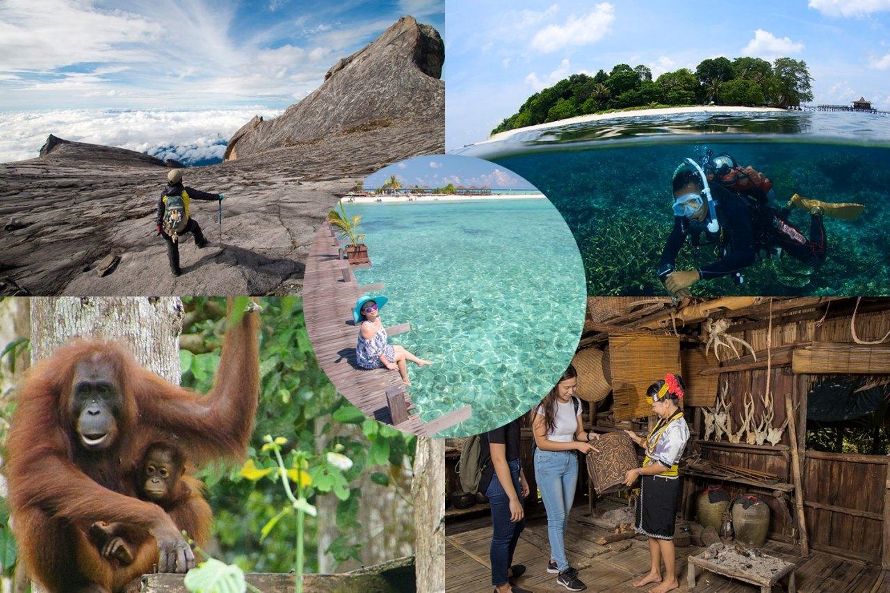 東南亞旅遊|多久沒出國旅遊 沙巴絕美5種風情再次回味等待下次旅行