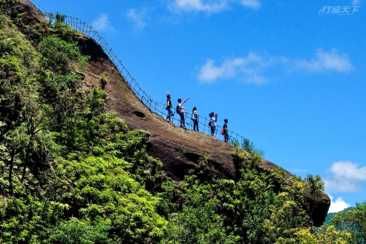 新北,平溪,小黃山,孝子山,慈母山,垂直天梯