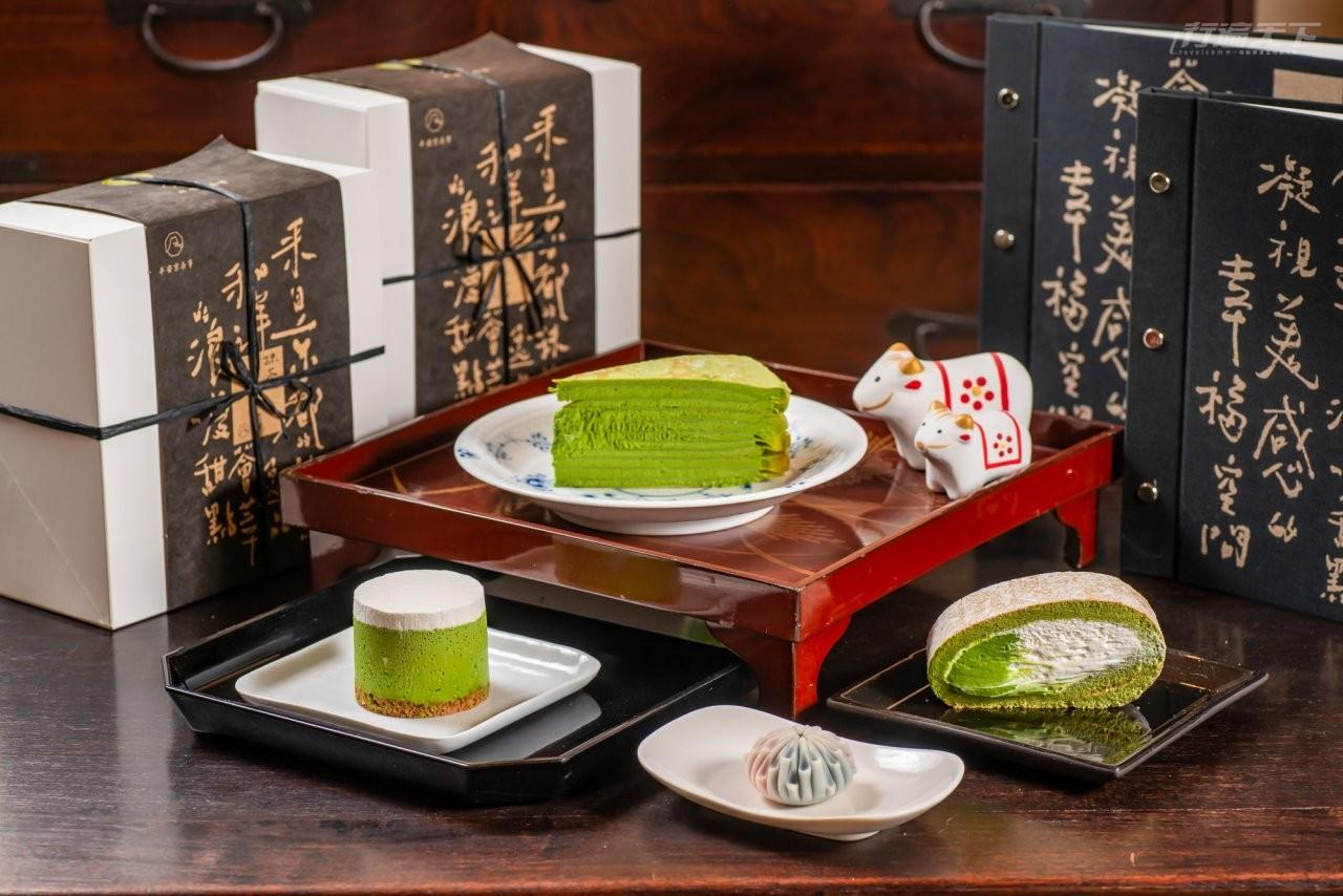 台北甜點 純日式抹茶專賣店帶回京都宇治的極上抹茶 從視味嗅覺體驗3重享受