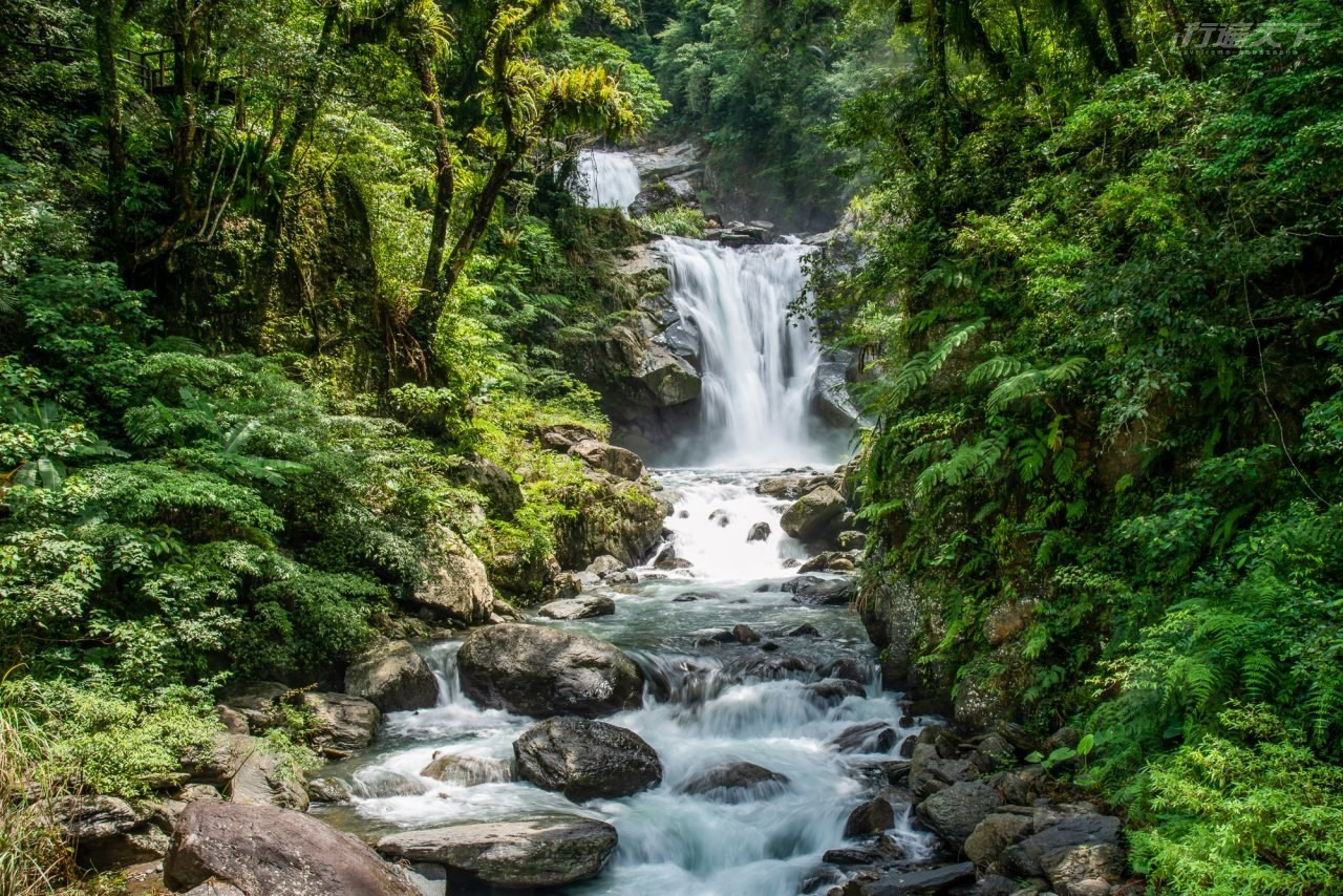 新北,烏來,內洞,國家森林遊樂區,信賢瀑布
