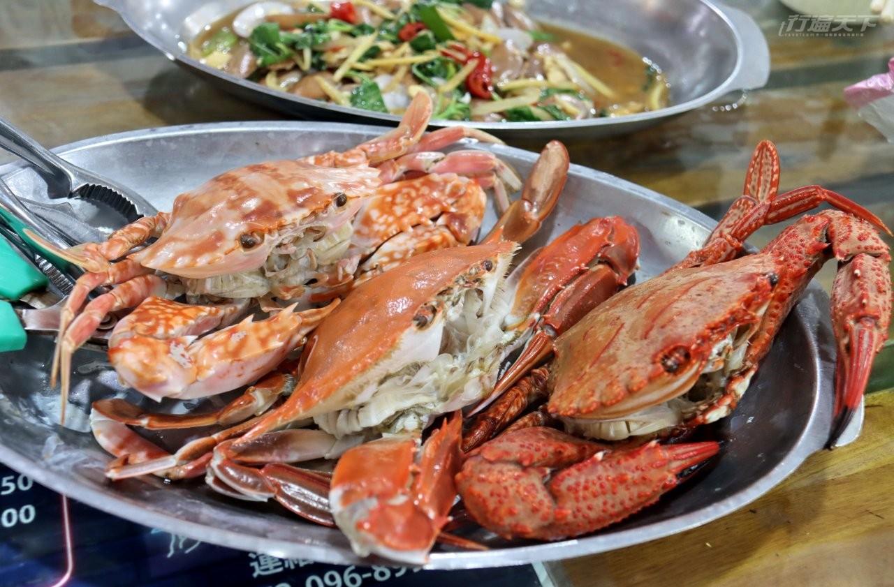 新北景點 秋天就是要吃蟹啊! 掌握撇步到龜吼漁港呷尚青
