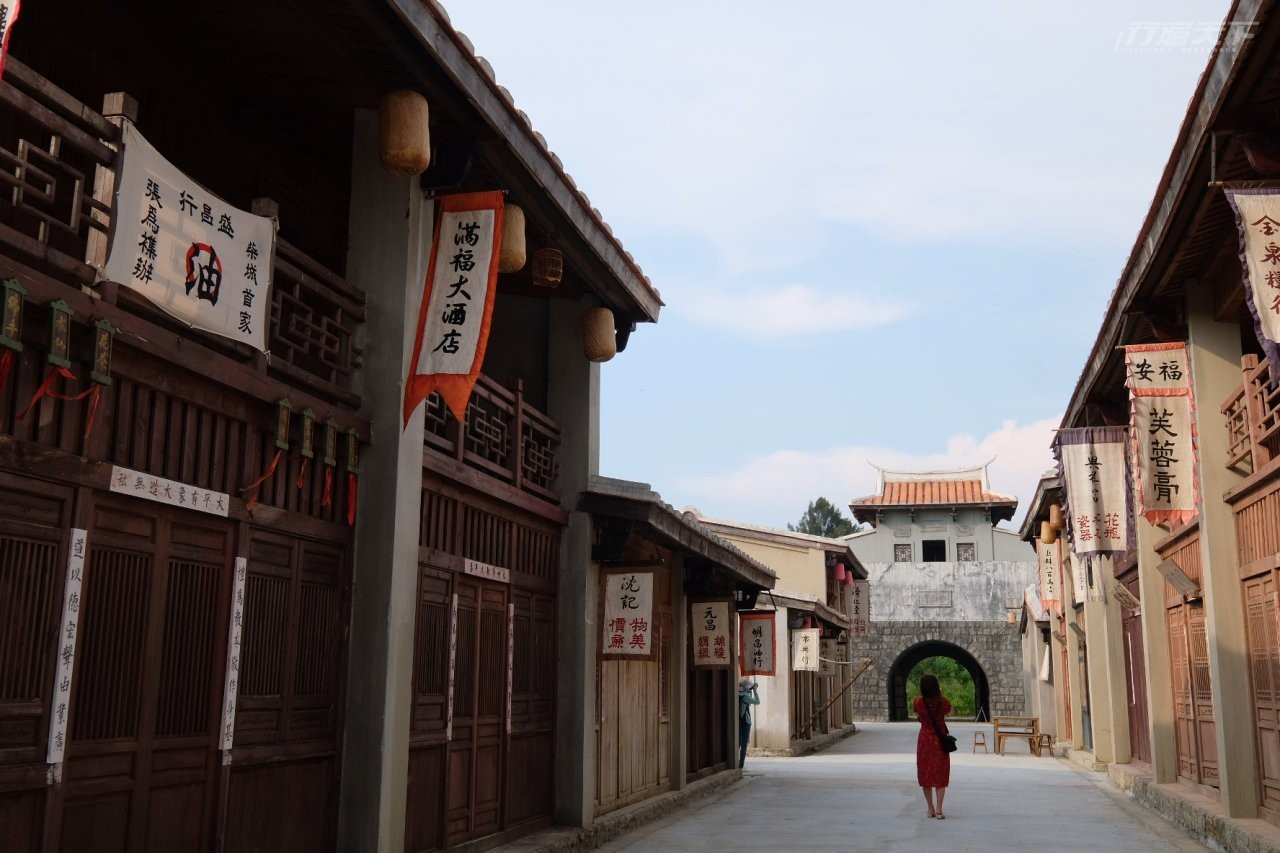台南景點|只開放至10月底 一揭斯卡羅拍攝場景神祕面紗