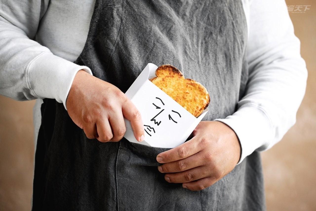 ▲有奶酥界愛馬仕之稱的正面奶酥(圖片提供:正面奶酥FB)。