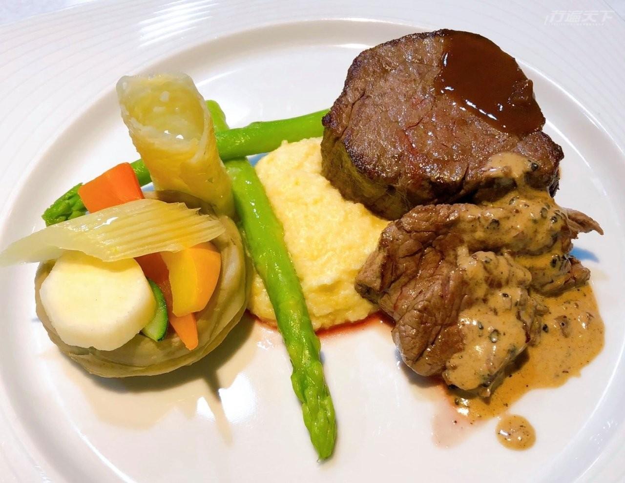 ▲馥蘭朵有精緻的餐點和全天飲品無限供應。(圖片提供:馥蘭朵)